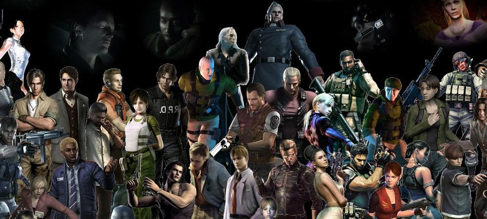100% Resident Evil photo