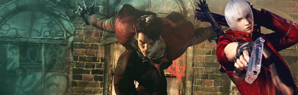 DmC's new Dante is blatantly better than old Dante photo