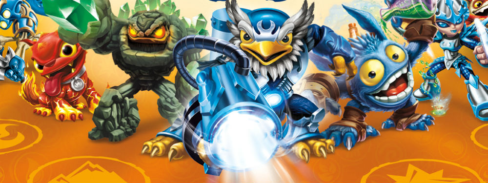 Review: Skylanders Giants photo