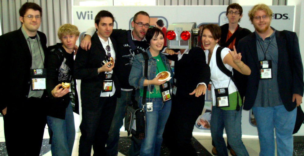 Where are they now? Ex-Destructoid editors in the biz photo