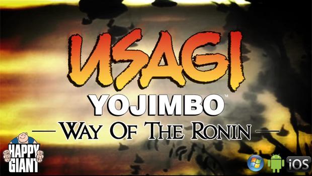 NYCC: The samurai bunny returns in new Usagi Yojimbo game screenshot