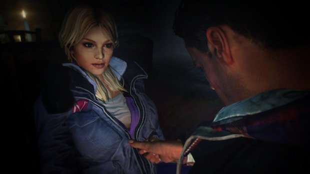 NYCC: Until Dawn is a horny horror flick that you control photo