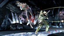 NYCC: Hands-on as Green Arrow in Injustice: Gods Among Us photo