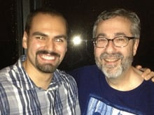 Warren Spector and I are totally best friends now photo
