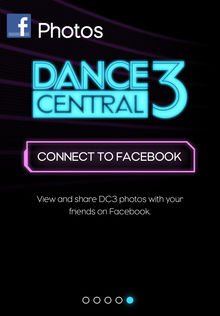 A look at Dance Central 3's SmartGlass companion app photo