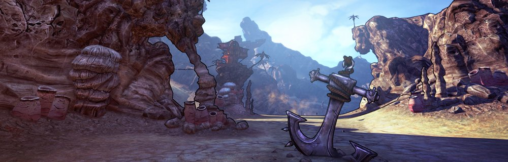 Review: Borderlands 2 'Captain Scarlett' DLC photo