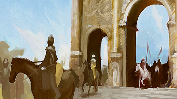 Crusader Kings II: Legacy of Rome launches today screenshot
