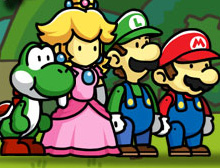 Scribblenauts Unlimited for Wii U has Nintendo characters photo