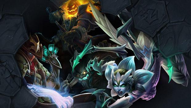 New League of Legends Halloween event detailed