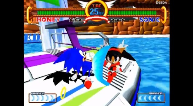 Sega's Model2 collection of arcade games for PSN, XBLA