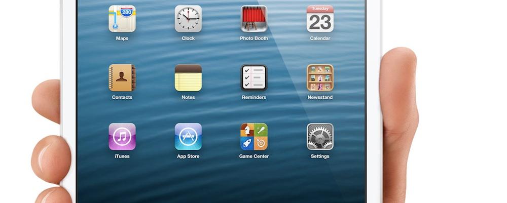 iPad Mini photo