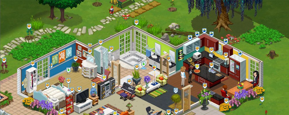 Big layoffs at Zynga photo