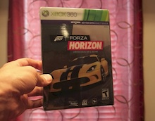 Unboxing: Forza Horizon Limited Collector's Edition photo