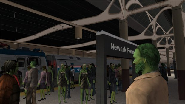 Trains vs. Zombies 2 is a real sim game out now on Steam photo