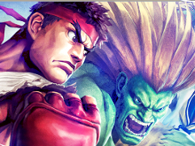 Review: Street Fighter X Tekken (Vita) photo