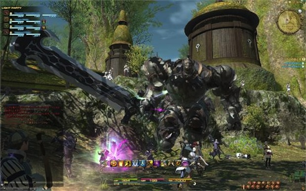 Square Enix schedules the end of Final Fantasy XIV screenshot