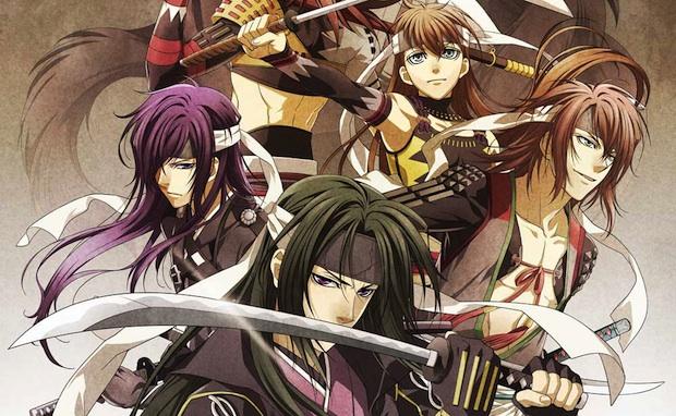 Hakuoki: Warriors of the Shinsengumi comes to PSP photo