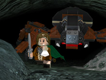 LEGO The Lord of the Rings for handhelds now available photo