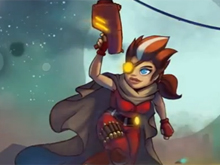 New character Raelynn joins Awesomenauts photo