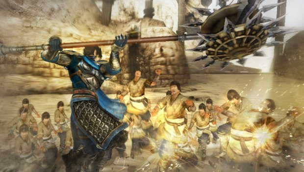 Dynasty Warriors 8 has new screens, more characters screenshot