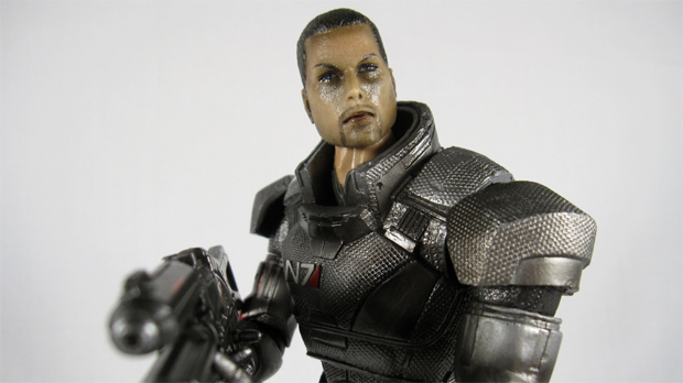 Commander Shepard Wtf Is Wrong With Your Face