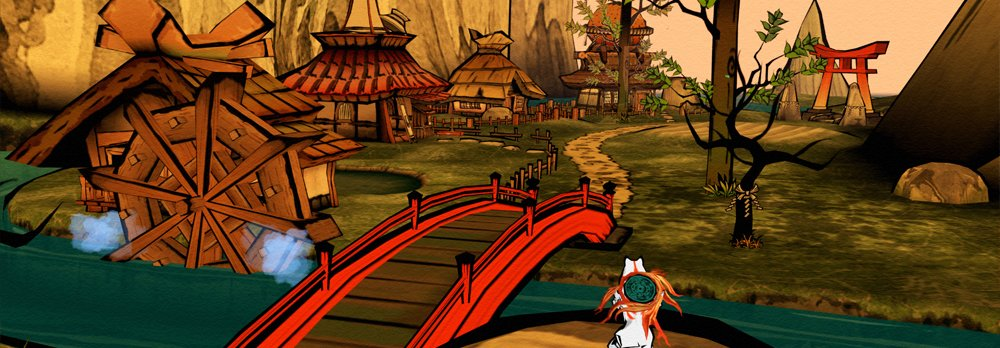 Okami HD Review photo