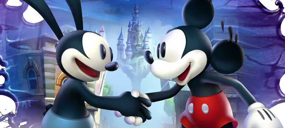 Review: Disney Epic Mickey 2: The Power of Two photo