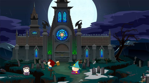 Three major THQ games delayed including South Park screenshot