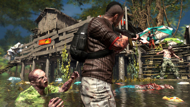 Fifth playable character in Dead Island Riptide announced screenshot