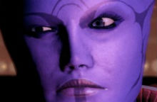 Check out Mass Effect 3's female turians photo