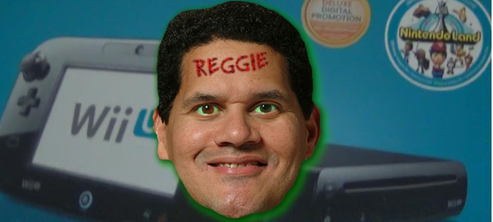 Wii U unboxing photo