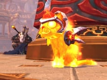 Upcoming Cinder Kitten WoW pet will support Sandy relief photo