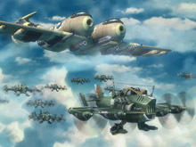 Worth-playing shmup Sine Mora out now on Steam photo