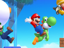 Review: New Super Mario Bros. U photo