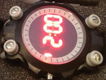 Aksys selling VLR watches for Hurricane Sandy relief photo