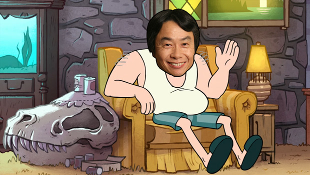 Ol' Grunkle Miyamoto turns 60 today photo