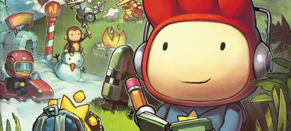 Review: Scribblenauts Unlimited photo