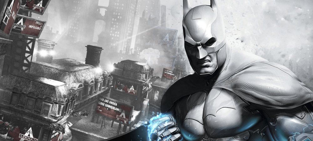 Arkham City Wii U photo