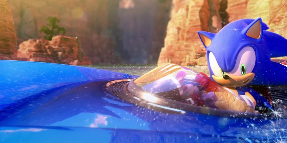 Sonic Racing Review photo
