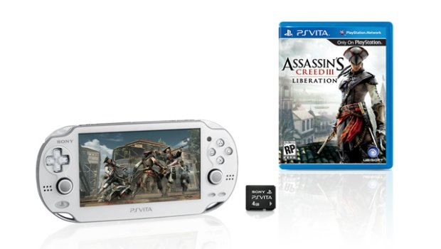 Contest: Win a PS Vita ACIII: Liberation bundle! photo