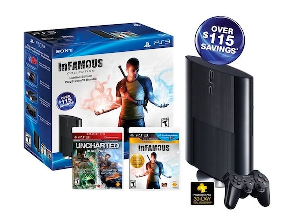 NICE PS3 250GB bundle for $199 at Amazon for Black Friday photo
