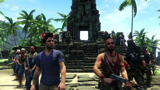 Observe The Far Cry 3 Map Editor In Action