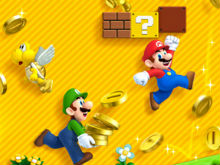 Free New Super Mario Bros. 2 DLC is out now photo