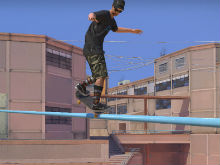 Tony Hawk's Pro Skater HD title update allows reverts photo