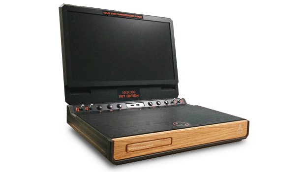Contest: Win an Atari 2600-themed Xbox 360! photo