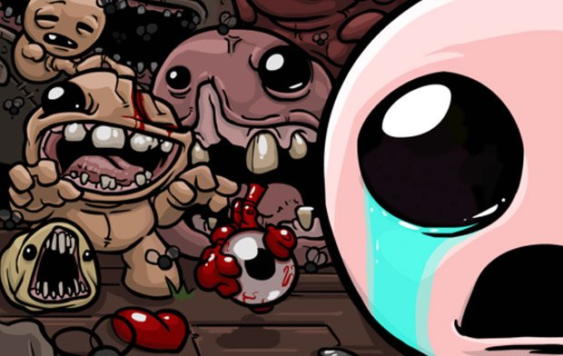 Binding of Isaac: Rebirth is being made for PC, PS3, Vita photo