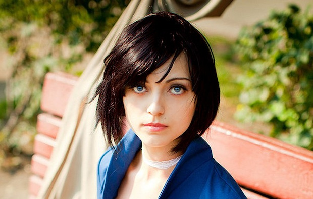 Cosplayer becomes the official face of BioShock Infinite photo
