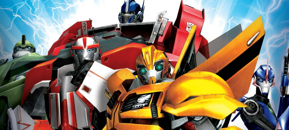 Review: Transformers Prime: The Game photo