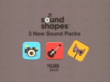 Sound Shapes: three new Sound Packs, new Terrain Pack photo