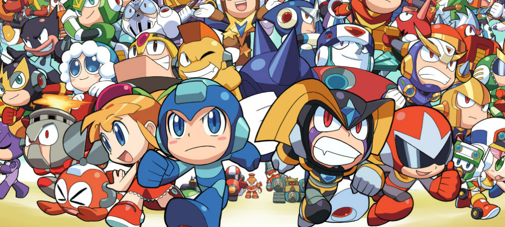 100% Series Retrospective: Mega Man Classic photo